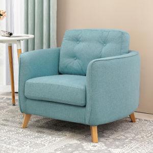 Seater Sofas Single Fabric Sofa