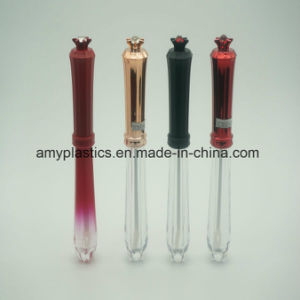 Luxury Lip Gloss Bottle with Diamond Cap