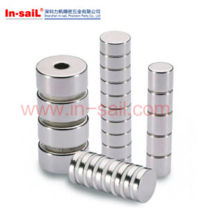 NdFeB Cylinder Magnets in China pictures & photos