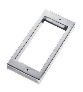 Hr-012-D Straight Hinge Swing Extension Glass to Glass Shower Door pictures & photos