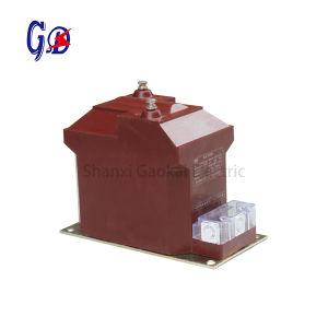 10kv Indoor Voltage Transformer with Expoxy Resin Insulation