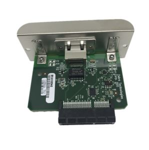 Zebra Thermal Interface Board Zt210 Zt230 Wired Network Card