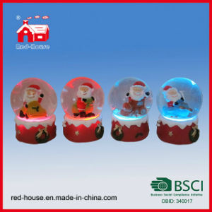 Custom Snow Globe for Christmas Decoration Wholesale Water Globe