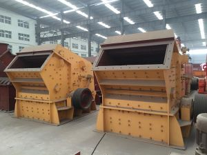 New Fine Impact Quartz Crusher pictures & photos