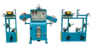 Vertical Type Single Twister Machine