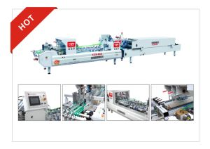 Xcs-650 Pill Case Automatic Folder Gluer Machine pictures & photos