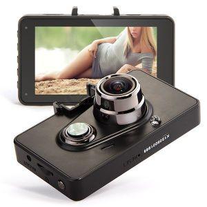 HD 1080P H. 264 Car Video DVR Recorder Camera with GPS