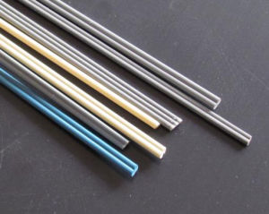 Plastic Welding Rod with 2.5mm-5mm Diameter pictures & photos