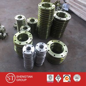 Asme B16.9 Wnrf Carbon Steel Flange pictures & photos