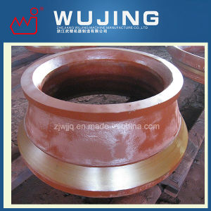 Mining Equipment High Manganese Steel Casting Concave Crusher Parts