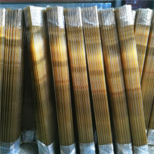 Amber Glass Tube for Ampoule Production pictures & photos