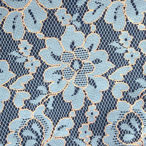 Warp Stretch Fabrics Jacquard Apparel Lace Fabrics