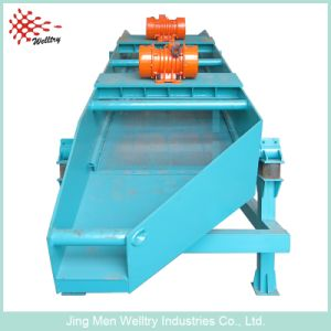 Wtzs Series Vibrating Screener for Fertilizer Pellet