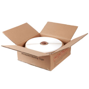 Permanent Bag Sealing Tape, Extended Liner Tapes, Mailing Bag Closures pictures & photos