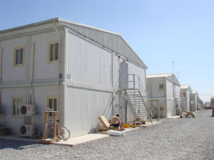 Prefab Canteen/Portable Canteen for School/Mining Site/Military pictures & photos