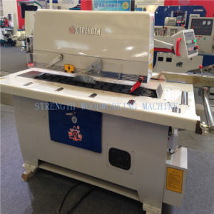 Woodworking Saw Machine for Beeline End-Trimming pictures & photos
