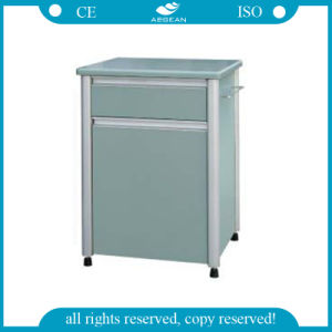 Popular! AG-Bc009 Durable Hospital Bedside Cabinet pictures & photos