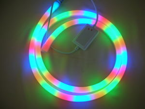 RGB Flexible LED Neon Rope LED Lighting pictures & photos
