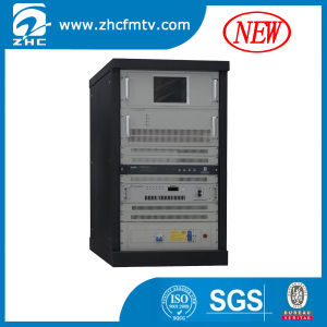 New Professional High Reliability Digital 100W TV Transmitter (ZHC518D-100W) pictures & photos