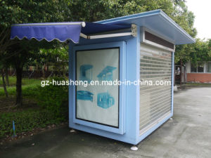 Kiosk Booth for Outdoor (HS-033) pictures & photos