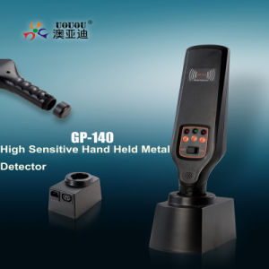 Hand Held Metal Detector Gp-140 pictures & photos