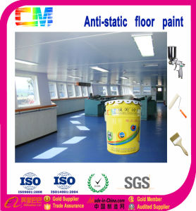 Anti-Static Epoxy Floor Paint
