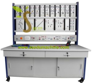 Educational Training Equipment Electrical Protection Training Workbench