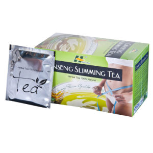 Natural Max Brand Herbal Effective Weight Loss Ginseng Slimming Tea Nms 02