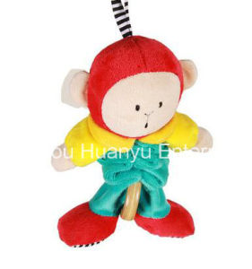 New Design Stuffed Baby Music Pull Animal Toy pictures & photos