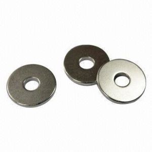 Strong Neodymium Permanent Magnet in Ring Shape