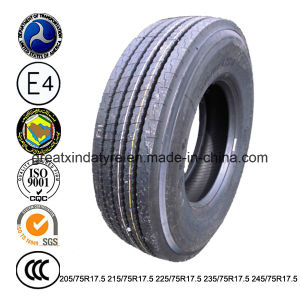 Natural Rubber Tyres, Drive Truck Tyre 225/70r19.5 pictures & photos
