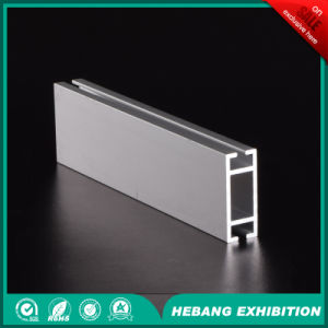 Aluminum 40mm Beam Extrusion with 2 Slots pictures & photos