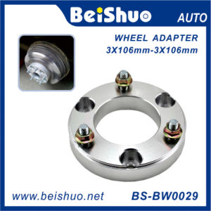 3 Holes PCD 3X106 Aluminum Alloy Wheel Adapter pictures & photos