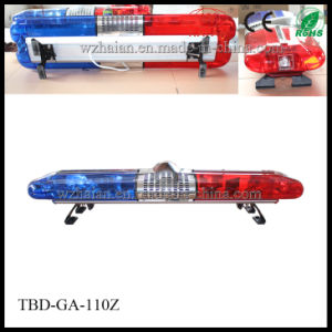 1200mm Halogen Rotating Hot Police Lightbar pictures & photos