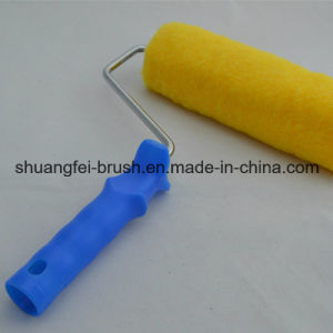 230mm Yellow Polyester Roller Handle for All Painting pictures & photos