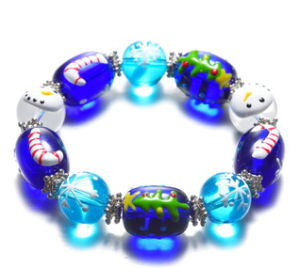 Christmas Jewelry/Christmas Bracelet/Christmas Sock (XBL13130) pictures & photos