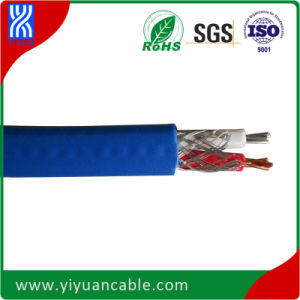Japanese Standard K Type Thermocouple Cable (PVC/SS braid/PVC)