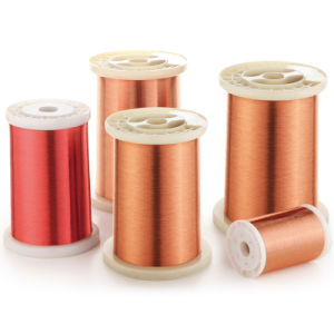 Class 155 Nylon/Polyurethane Enamelled Copper Wire pictures & photos