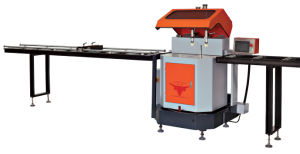 Digital Display/CNC Mutli-Angle Single Head Saw (KS-J117D/J117S)