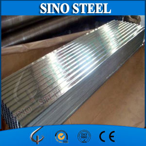 Z40-Z275g Hot Dipped Galvanized Corrugated Steel Sheet for Building pictures & photos