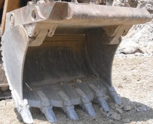 Face Shovel Bucket for Liebherr Excavator (R974) pictures & photos