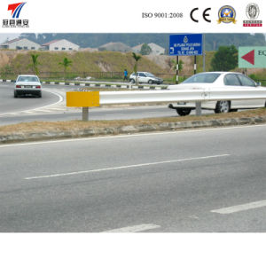 Highway safety Fence-Galvanized Guardrail