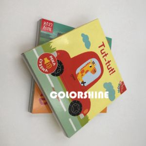 Attractive Colorful Child Sound Speaking Music Board Book
