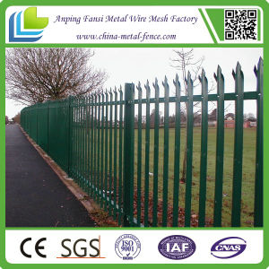 Direct Factory China Made Galvanized Palisade Fencing