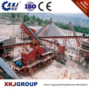 Durable in Use Cone Crusher Work Principle pictures & photos