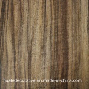 Metallic Wood Grain Decorative Paper, Printing Melamine Paper for Furniture, Laminate Board