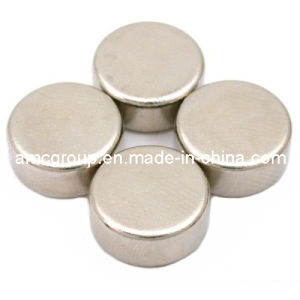 Round Sintered Permanent SmCo Magnet pictures & photos
