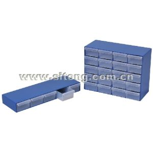 12-Gird Plastic Tool Box Together (SL-07, 08) pictures & photos
