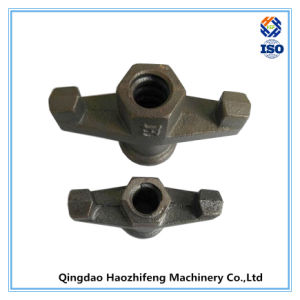 Ductile Iron Sand Casting Jack Nut for Scaffold Use pictures & photos