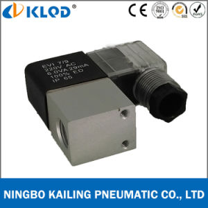 2V025-06-DC12V 2 Way Direct Acting Solenoid Control Small Air Valve pictures & photos
